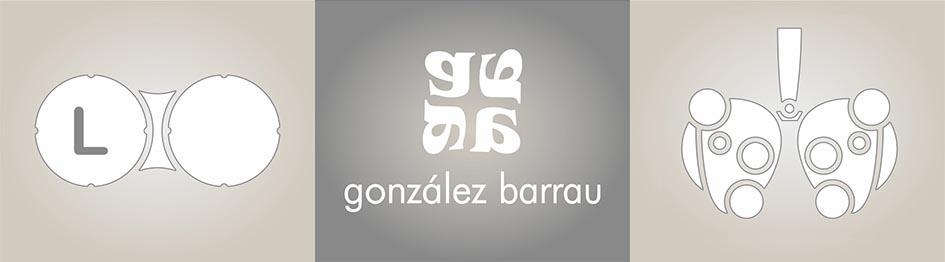 a4d827fb33 Banner logotipo Óptica González Barrau